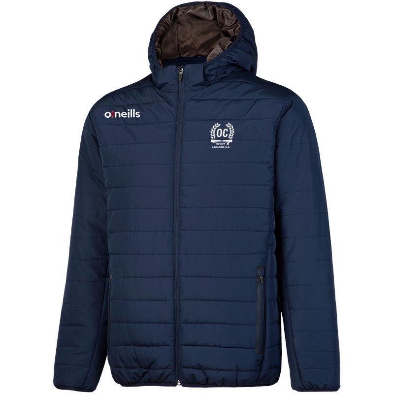 Old Collegians Rugby Club Solar Boys Hooded Padded Jacket