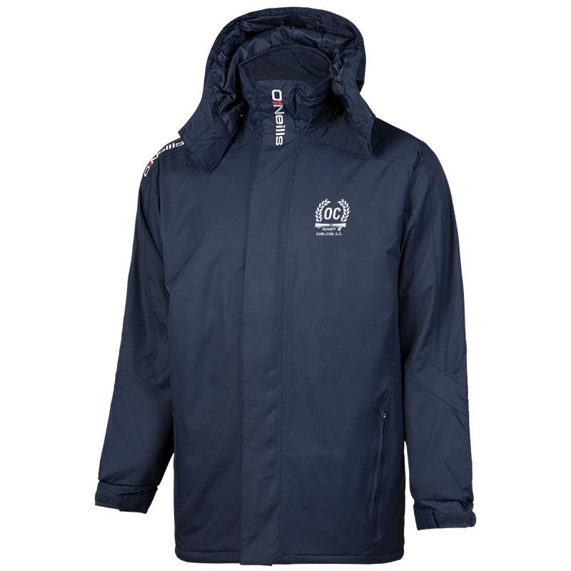 Old Collegians Rugby Club Touchline 3 Padded Jacket