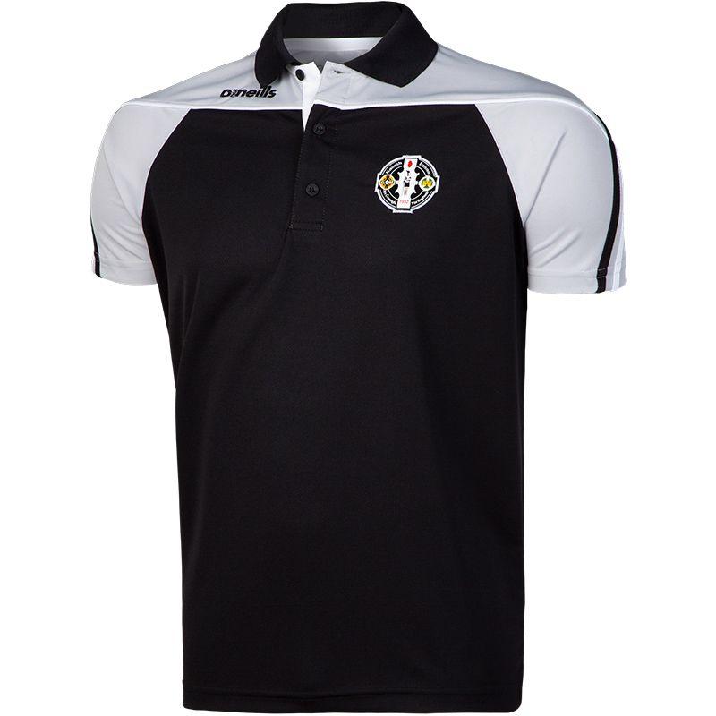 Omagh St Enda's GAA Parnell Polo Shirt (Kids)
