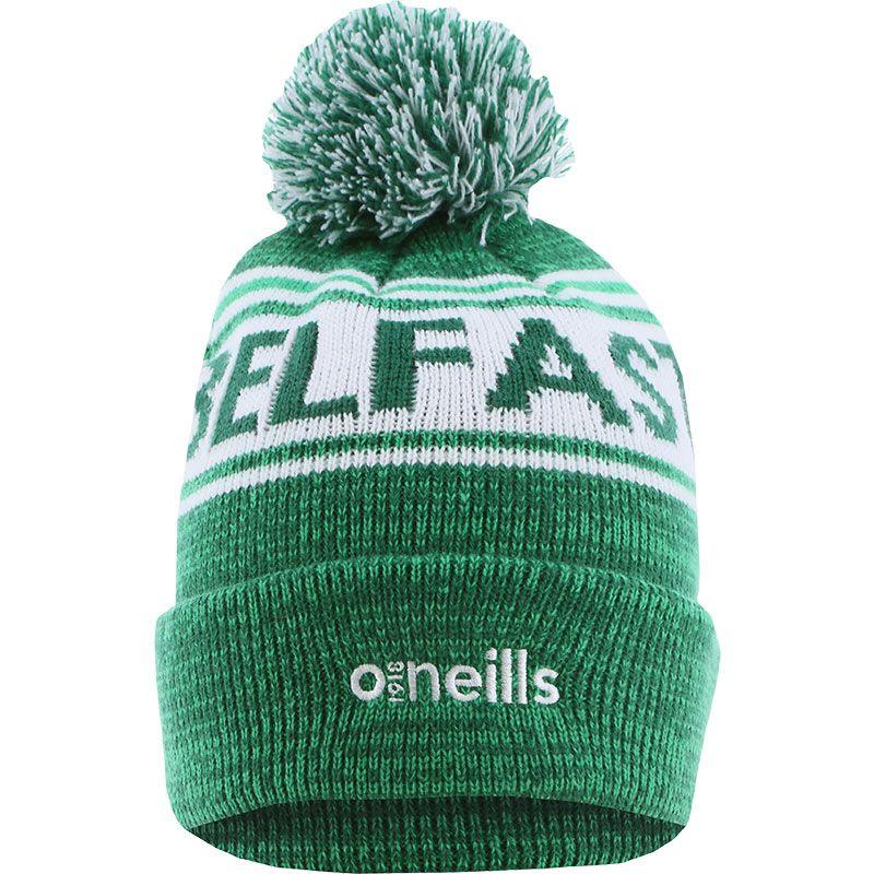 Belfast Knitted Bobble Hat