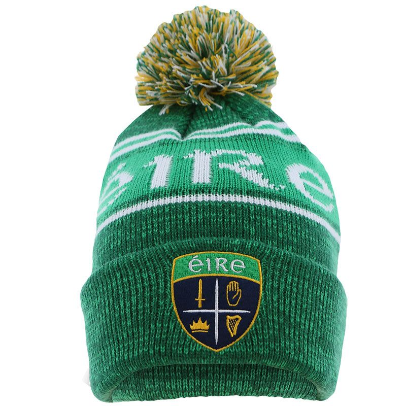 Éire Knitted Bobble Hat