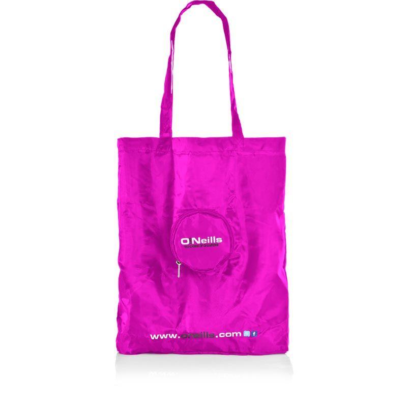 O'Neills Foldaway Bag (Pink)