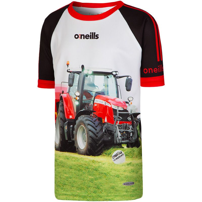 Kids' Only Massive Ploughing Championships Jersey 2019
