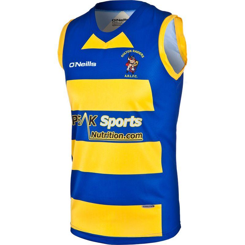 Oulton Raiders Vest Blue Oneills Com Us