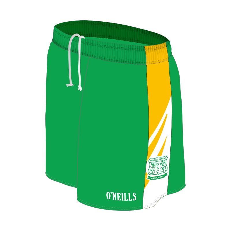 Padraig Pearses GAC Melbourne GAA Shorts (Green) (Kids)