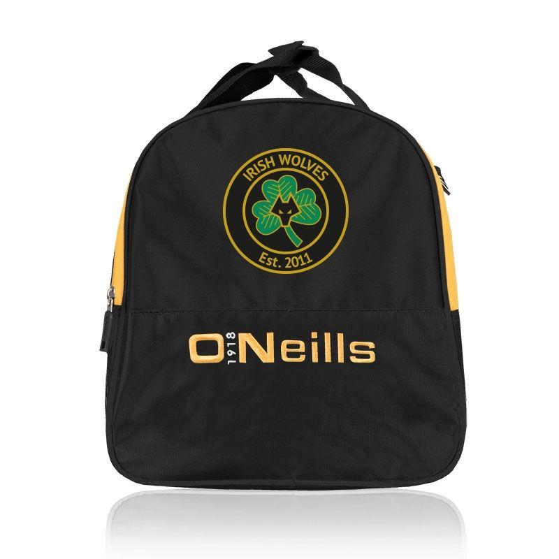 Irish Wolves Supporters Club Club Denver Bag