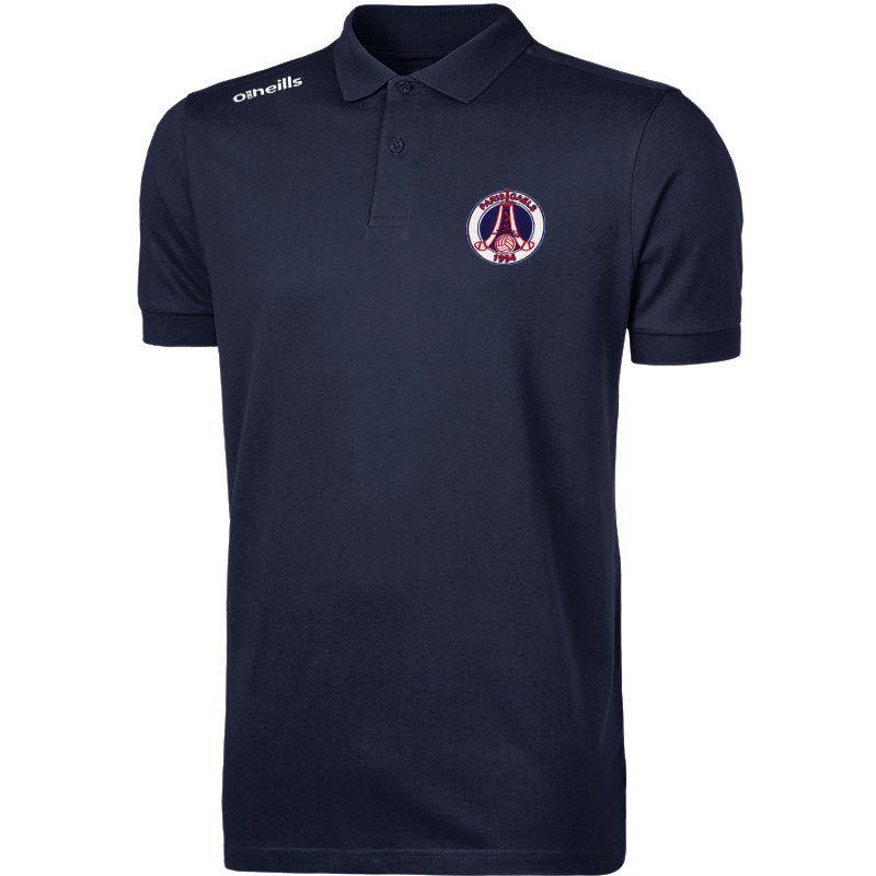 Paris Gaels GAA Kids' Portugal Cotton Polo Shirt