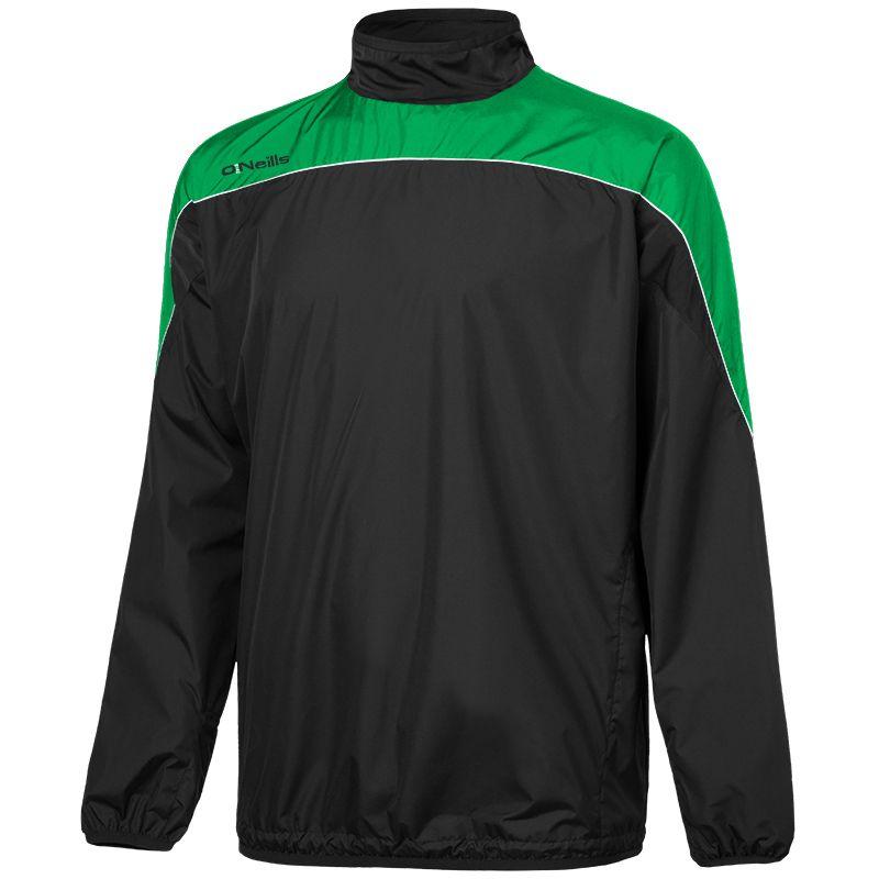 Parnell WindParnell Windcheater (Black/Emerald/White)cheater (Black/Emerald/White)