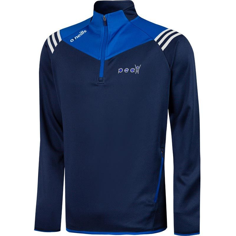 The Physical Education Association of Ireland Kids' Colorado Half Zip Squad Top
