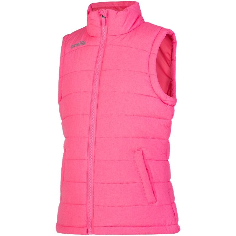Kids' Kendall Padded Gilet Pink