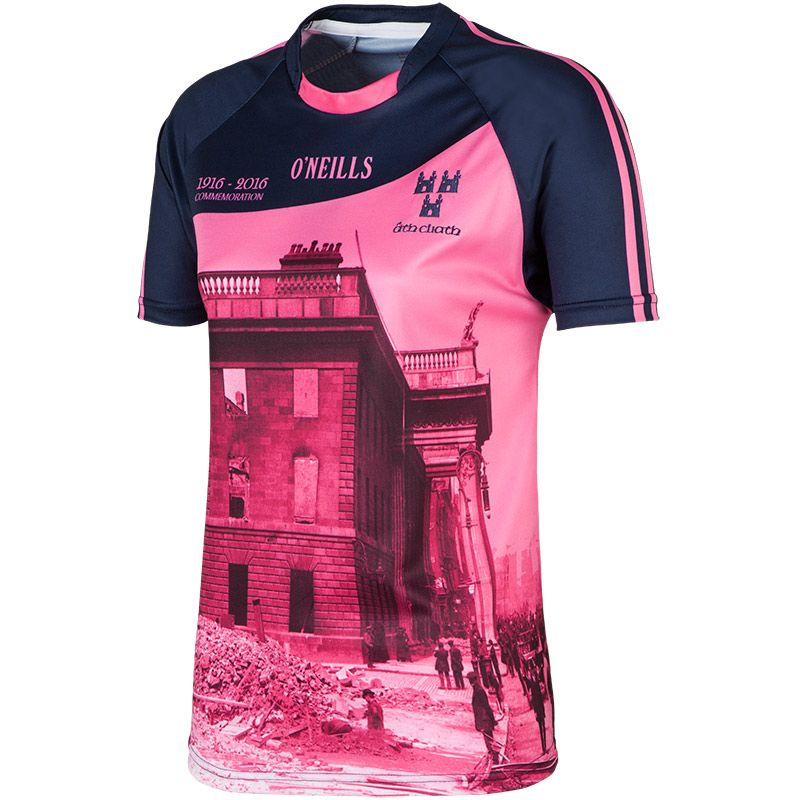 Dublin GPO 1916 Commemoration Jersey (Pink)