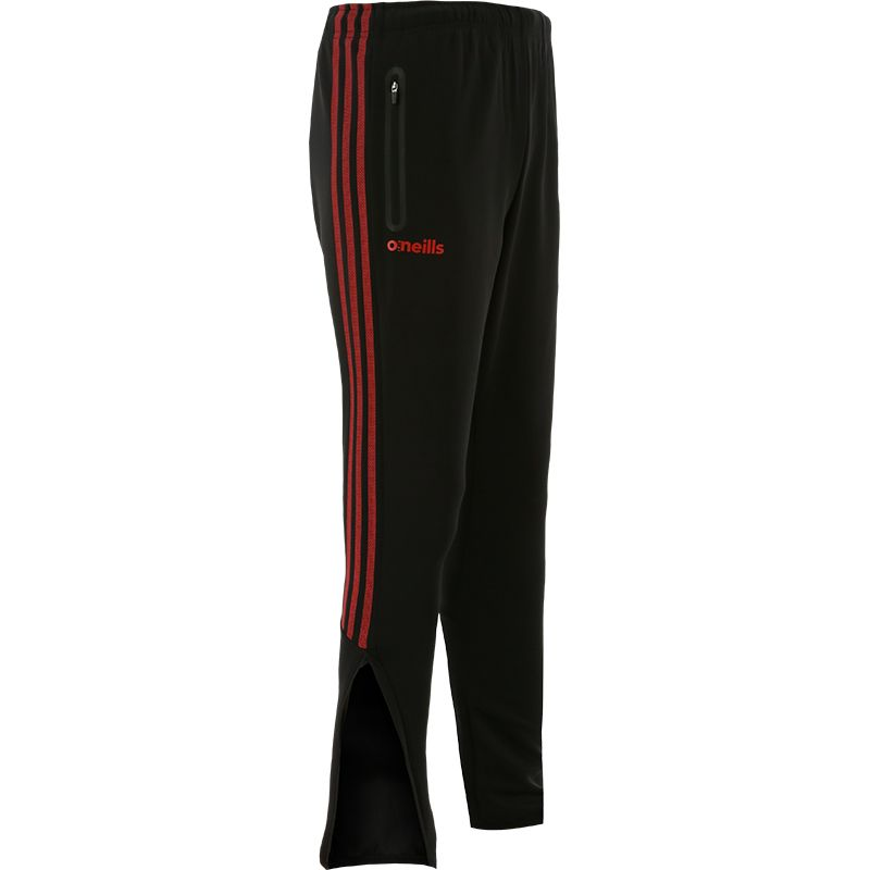Kids' Pioneer Hybrid Skinny Bottoms Black / Red