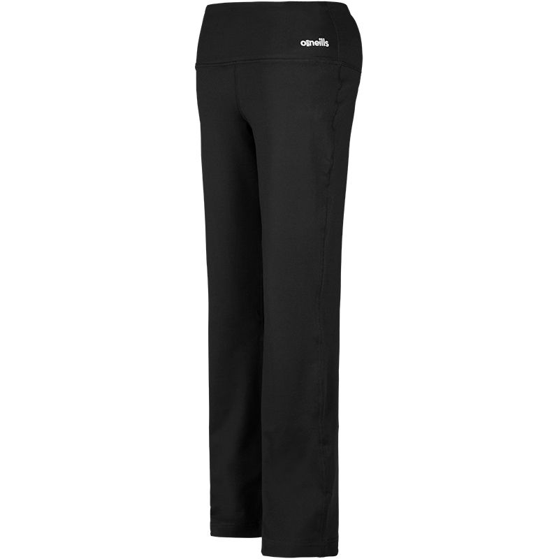 Women's Piper Regular Leg Relaxed Fit Bottoms Black
