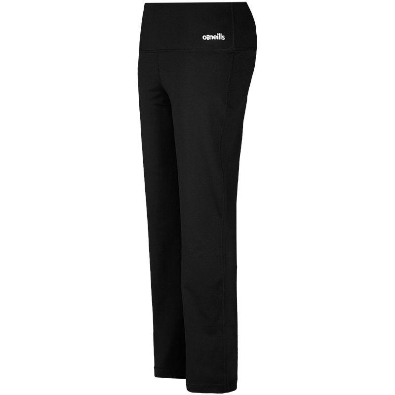 Women's Piper Short Leg Slim Fit Pants Black