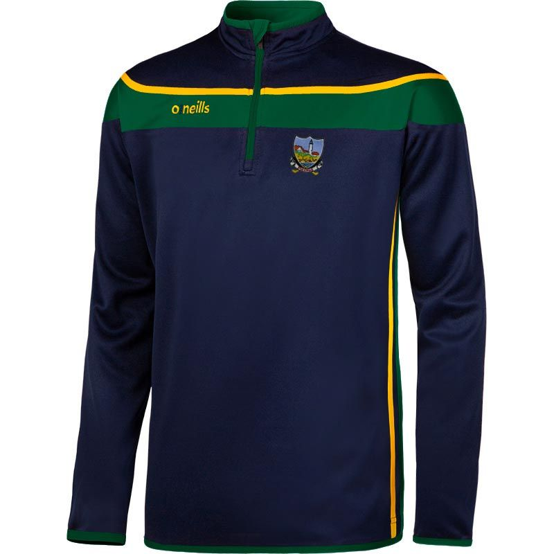 Portland Hurling Club Kids' Auckland Squad Half Zip