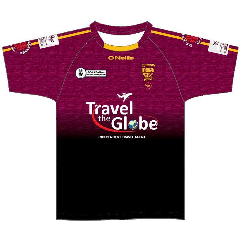 Wigan St Judes Printed T-Shirt