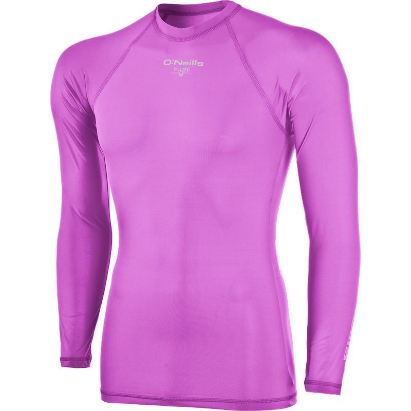 Pure Baselayer Long Sleeve Top Flo Pink