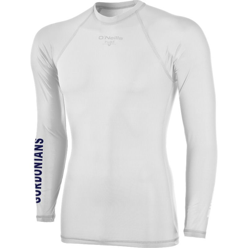 Gordonians Hockey Baselayer (White)