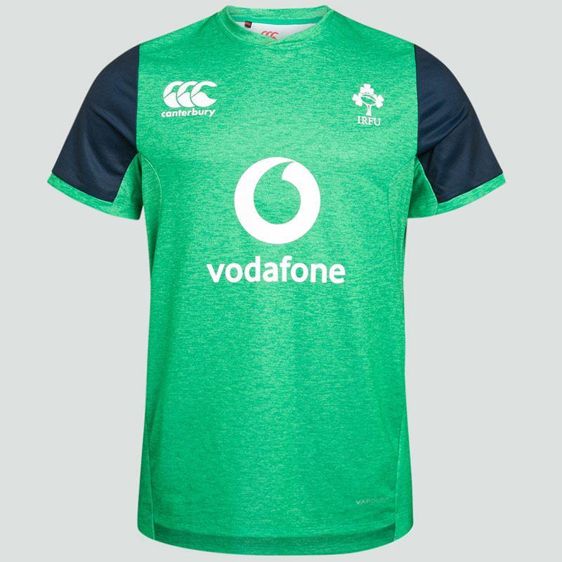 Canterbury s Men Irland Stripe Polo T-Shirt