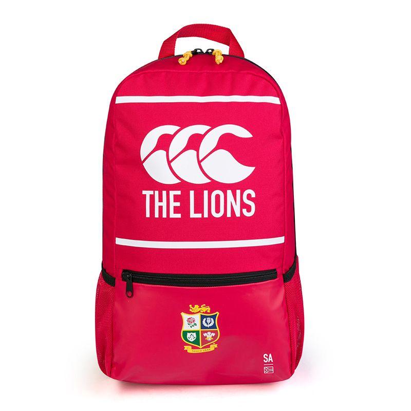 Canterbury British and Irish Lions Medium Back Pack Tango Red