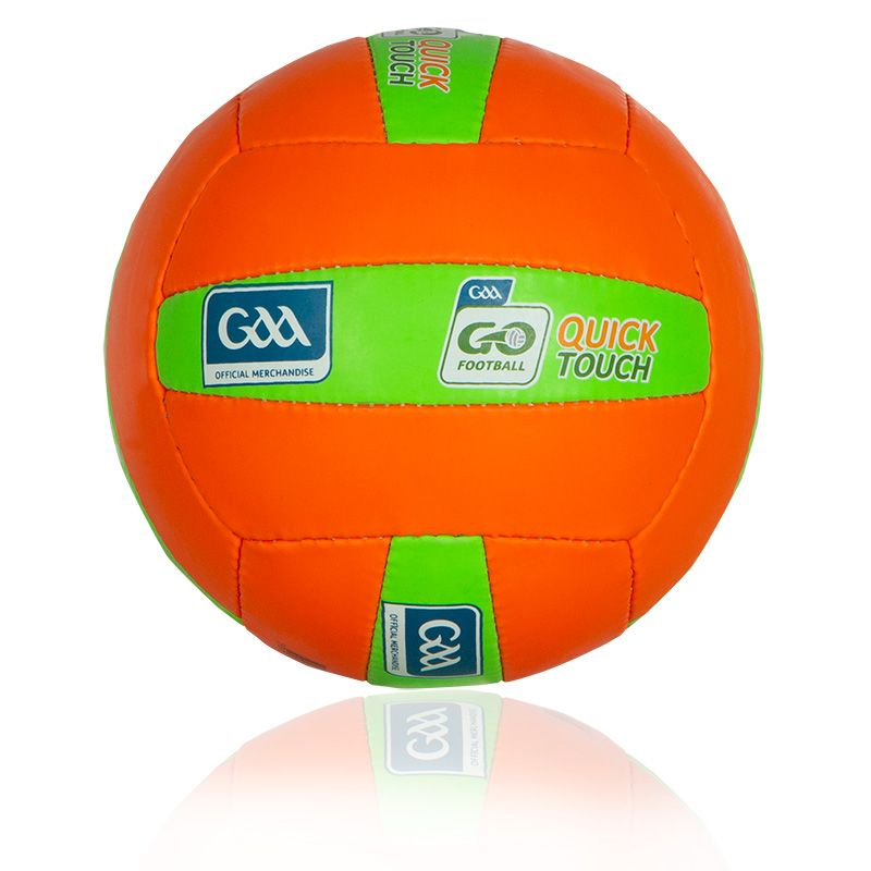 Quick Touch Football Orange / Green