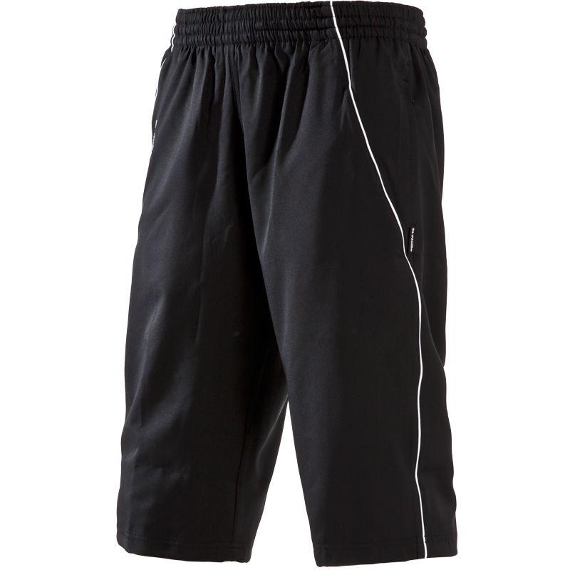 Men/'s Sport Soccer Gym Fitness Training Track 3//4 3-Quater Shorts Slim Pants