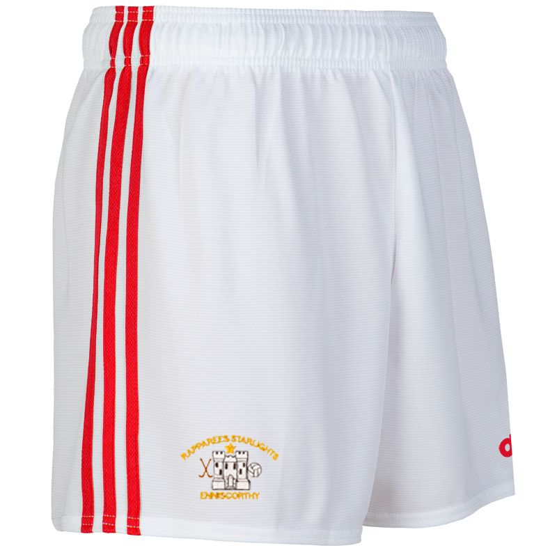Rapparees/Starlights GAA Mourne Shorts