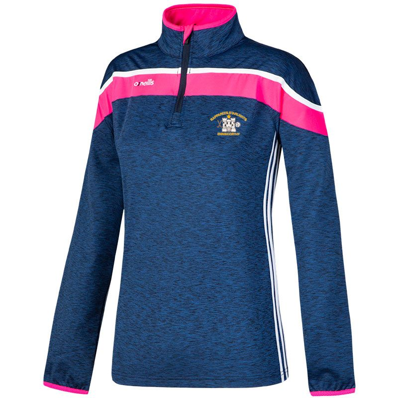 Rapparees/Starlights GAA Kids' Slaney 3s Brushed Half Zip Training Top