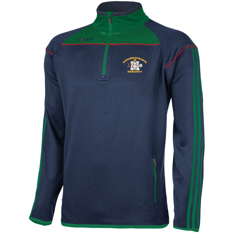 Rapparees/Starlights GAA Kids' Aston Half Zip Top