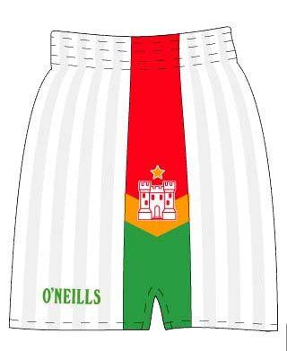 Rapparees-Starlights Kids' GAA Shorts