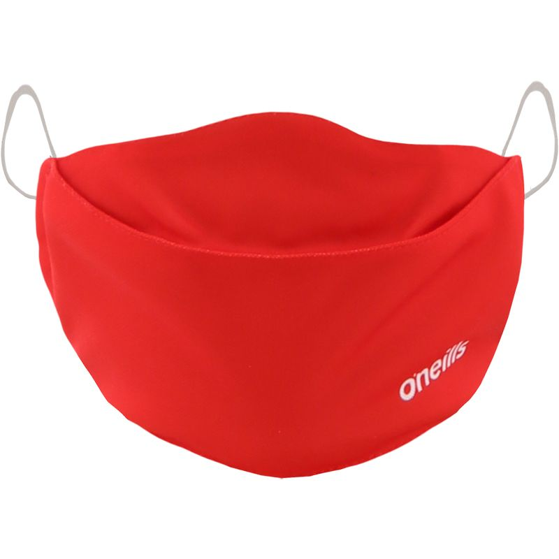 Reusable Face Mask Red