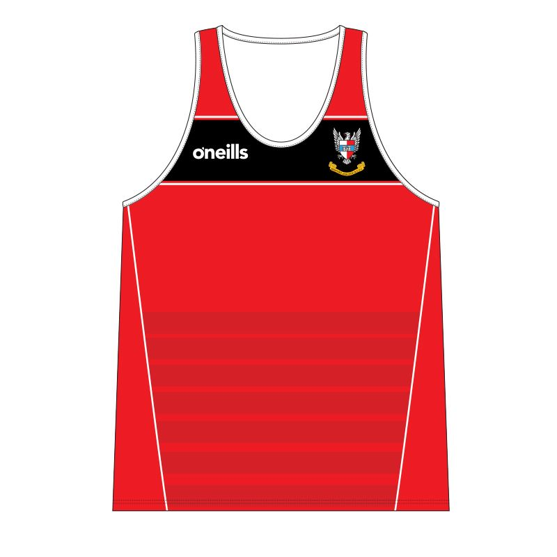 Bedford Athletic RFC Rugby Vest (Red) (Kids)