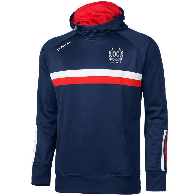 Old Collegians Rugby Club Rick Hooded Top