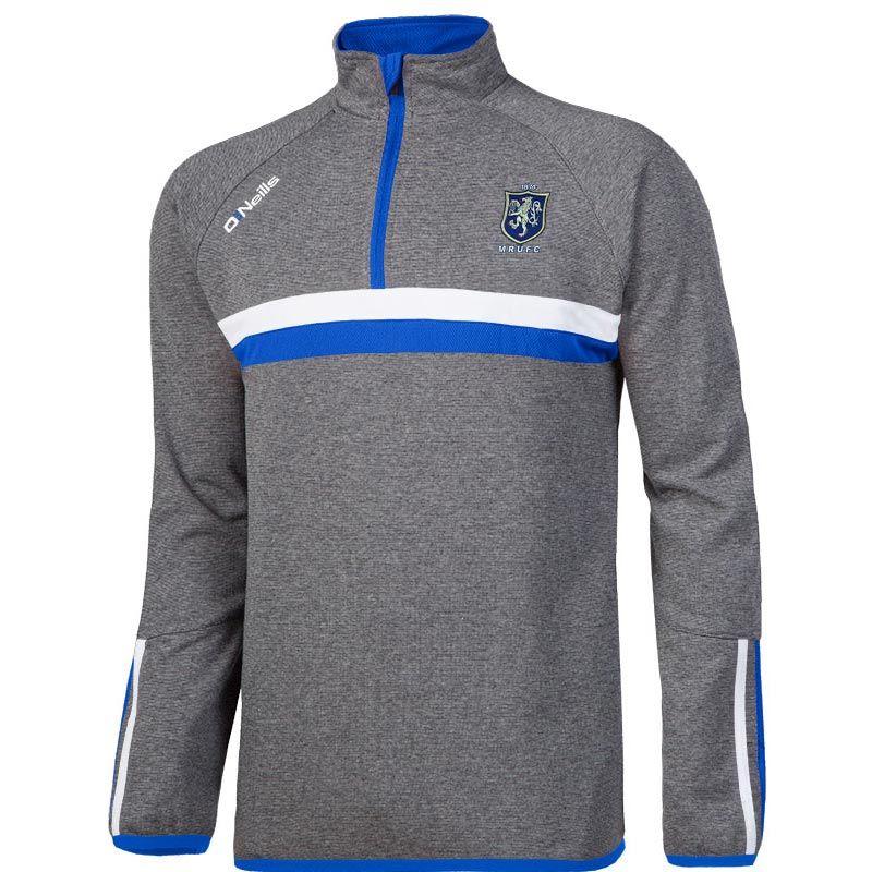 Macclesfield RUFC Rick Half Zip Fleece Top