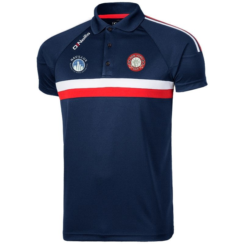New York GAA Rick Polo Shirt