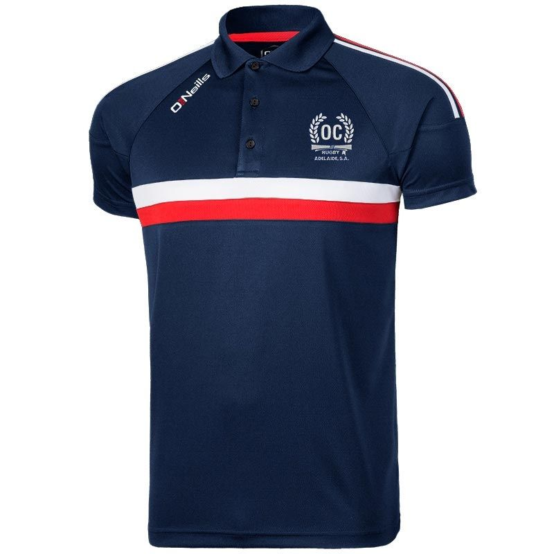 Old Collegians Rugby Club Rick Polo Shirt (Kids)