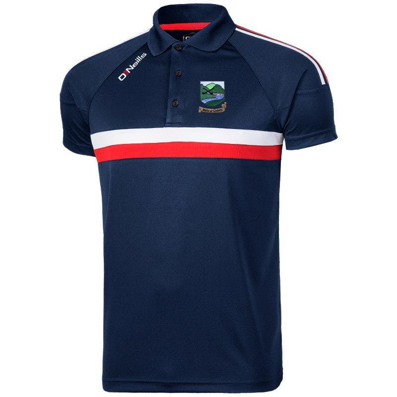 Ballygiblin GAA Rick Polo Shirt Kids