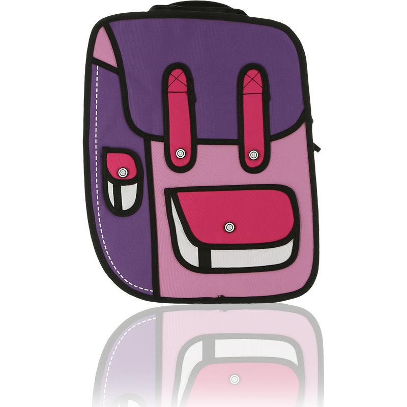 Ridge 53 2D Large Backpack Pink / Purple / Red / White