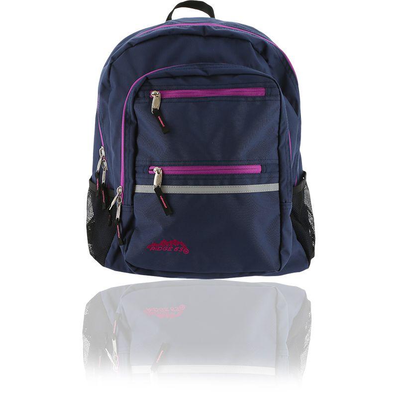 Ridge 53 Campus Backpack Blue / Purple