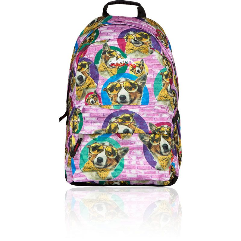 Ridge 53 Morgan Cara Dog Glasses Back Pack