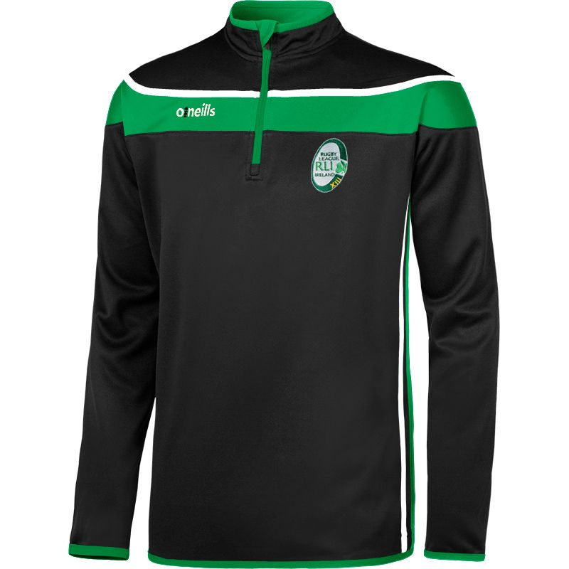 Rugby League Ireland Auckland Squad Half Zip