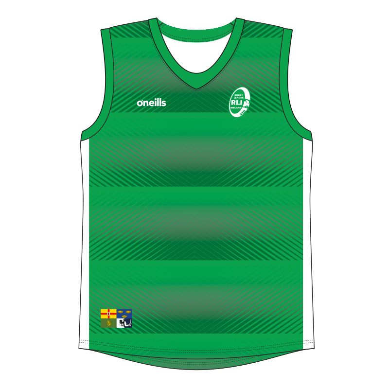 Rugby League Ireland Kids' Rugby Vest