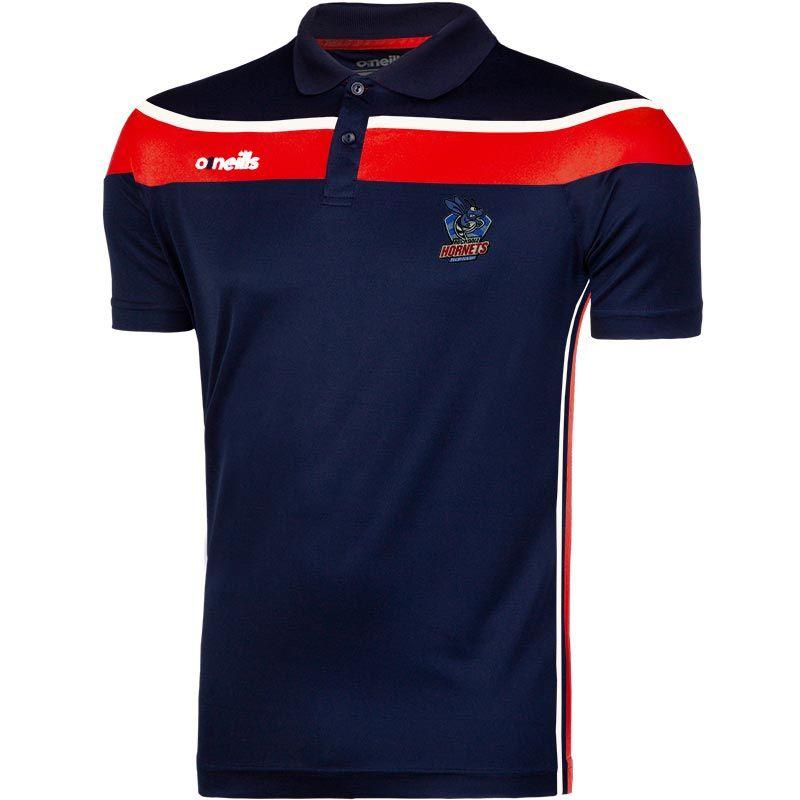 Rochdale Hornets RL Auckland Polo Shirt (Kids)