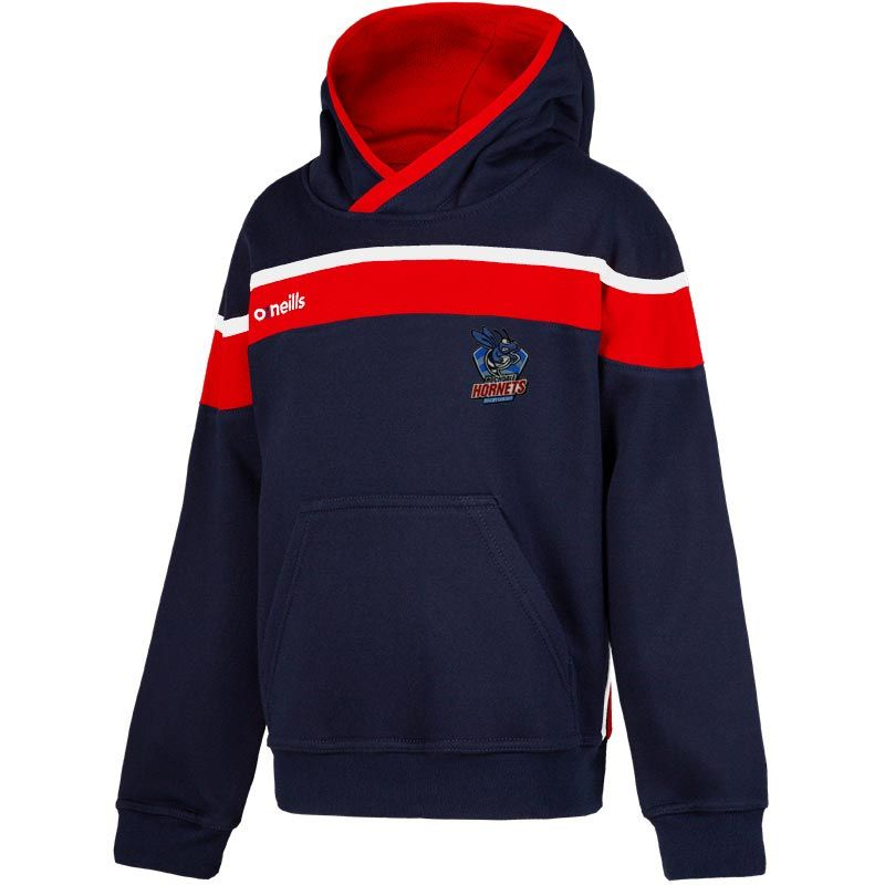 Rochdale Hornets RL Auckland Hooded Top (Kids)