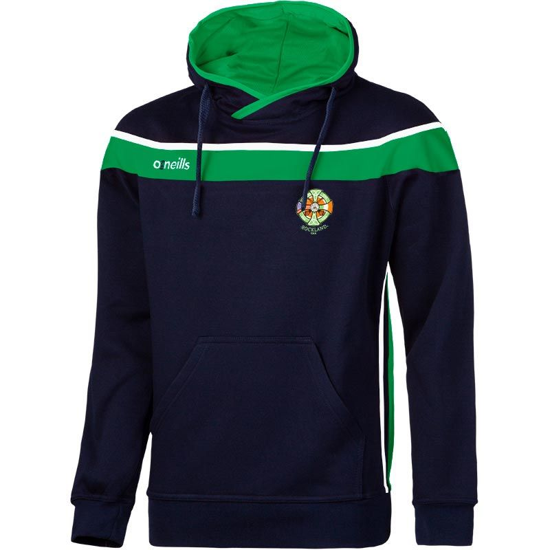Rockland GAA Auckland Hooded Top