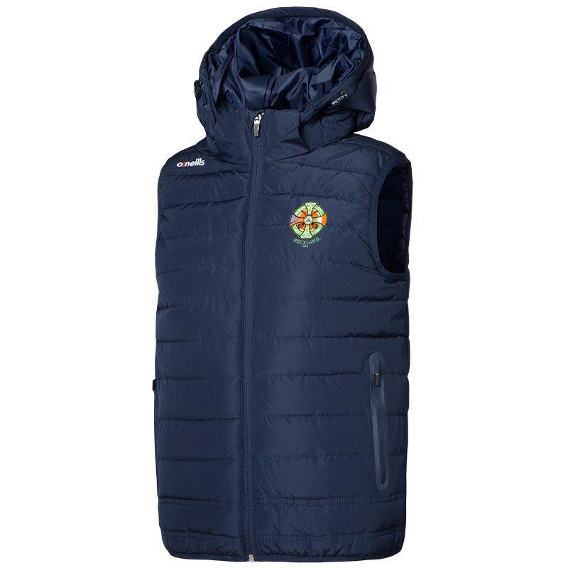 Rockland GAA Women's Solar Hooded Gilet