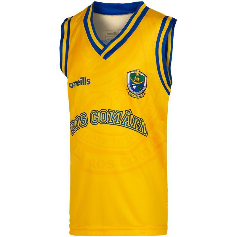 Roscommon GAA Kids' Basketball Vest