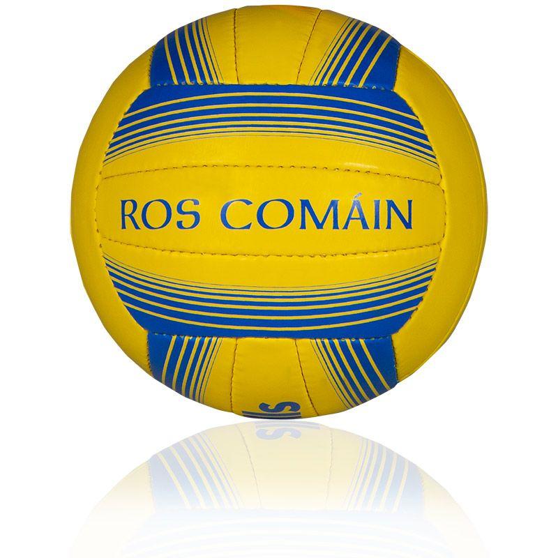 Roscommon GAA Inter County Football Yellow / Blue
