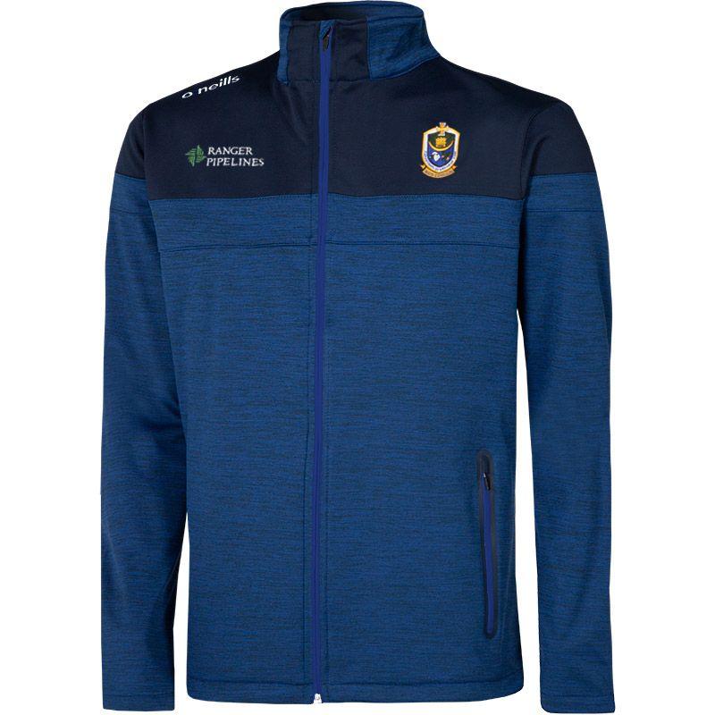 Roscommon GAA Men's Nevis Soft Shell Jacket Marine / Royal