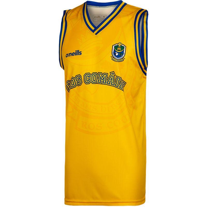 Roscommon GAA Basketball Vest